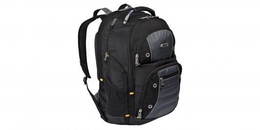 Рюкзак для ноутбука 17 DELL 460-BCKM нейлон черный серый 14 рюкзак для ноутбука asus artemis bp240 серый нейлон резина