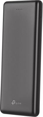Внешний аккумулятор Power Bank 10000 мАч TP-LINK TL-PB10000 черный внешний аккумулятор df dual 01 10000 мач черный