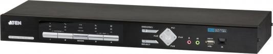 4PORT USB DVI-D KVMP™ CONTROL CENTER
