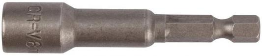 FIT IT Насадка для шурупов и болтов с 6-гр.головкой Профи d=8 мм, L=65 мм [57948] пила круговая fit профи в чемоданчике 21 64 мм 8 шт