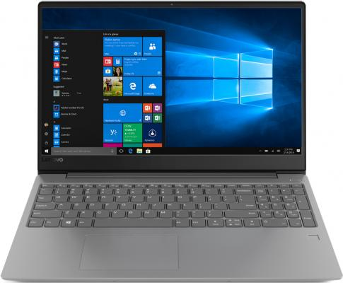 "Ноутбук Lenovo IdeaPad 330S-15IKB Core i3 7020U/4Gb/SSD128Gb/Intel HD Graphics 620/15.6""/IPS/FHD (1920x1080)/Windows 10/grey/WiFi/BT/Cam"