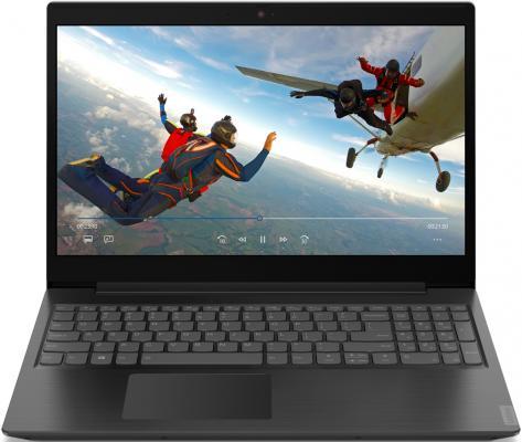 "Ноутбук Lenovo IdeaPad L340-15IRH Core i7 9750H/8Gb/1Tb/nVidia GeForce GTX 1050 3Gb/15.6""/TN/FHD (1920x1080)/Free DOS/black/WiFi/BT/Cam ноутбук lenovo ideapad g7080 core i7 5500u 4gb 1tb dvd rw nvidia geforce 920m 2gb 17 3 черный"