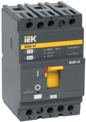 Автоматический выключатель IEK SVA10-3-0125-R