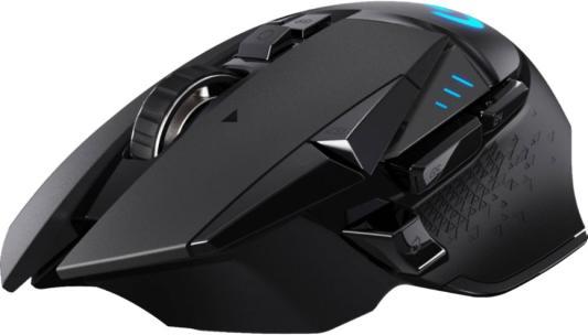 Logitech Mouse G502 Lighspeed Wireless Gaming Retail цена и фото