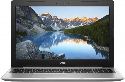 Ноутбук Dell Inspiron 5575 Ryzen 3 2200U/4Gb/2Tb/DVD-RW/AMD Radeon R530 2Gb/15.6/FHD (1920x1080)/Windows 10/silver/WiFi/BT/Cam ноутбук hp17 17 ca0004ur 17 3 1600x900 amd a6 9225 2 6ghz 4gb 500gb dvd rw wifi bt cam dos белый