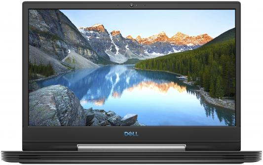 Ноутбук Dell G5 5590 Core i7 8750H/16Gb/1Tb/SSD128Gb/nVidia GeForce RTX 2060 6Gb/15.6/IPS/FHD (1920x1080)/Windows 10/black/WiFi/BT/Cam ноутбук msi gl73 8sdk 097ru core i7 8750h 16gb 1tb ssd128gb nvidia geforce gtx 1660 ti 6gb 17 3 tn fhd 1920x1080 windows 10 black wifi bt cam