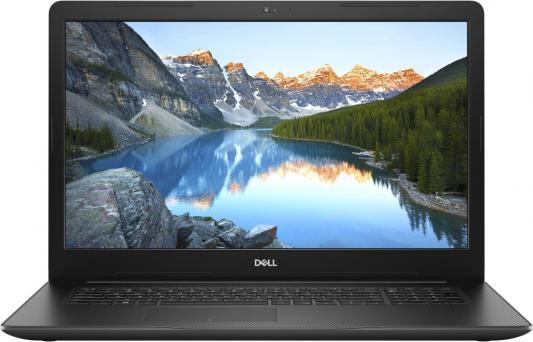 Ноутбук Dell Inspiron 3782 Pentium Silver N5000/4Gb/1Tb/DVD-RW/Intel UHD Graphics 605/17.3/HD+ (1600x900)/Linux/black/WiFi/BT/Cam ноутбук
