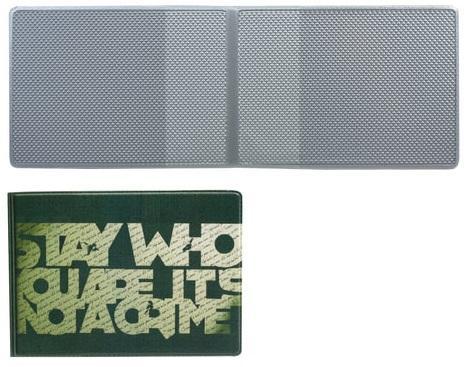 Обложка для пластиковых карт ДПС STAY WHO ассорти