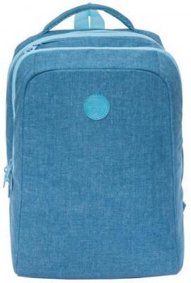 цена Рюкзак с уплотненной спинкой GRIZZLY Джинса 12 л джинсовый RD-954-2/2 онлайн в 2017 году