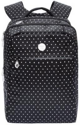 Рюкзак GRIZZLY универсальный, для девушек, Горошек, 28х40х16 см, RD-959-2/1 рюкзак grizzly rg 867 2 2 fuchsia