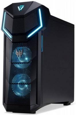 Системный блок Acer Predator PO5-610 Intel Core i7 8700K 32 Гб 3Tb + 256Gb SSD nVidia GeForce RTX 2080 8192 Мб Без ОС (DG.E0SER.011) системный блок