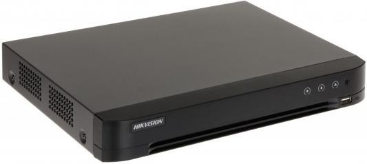 Видеорегистратор Hikvision DS-7216HQHI-K1 видеорегистратор hikvision ds 7604ni k1