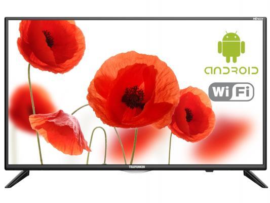 Телевизор Telefunken TF-LED32S97T2S черный цена и фото