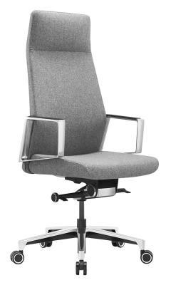 Кресло руководителя Бюрократ JONS/CASHGREY серый