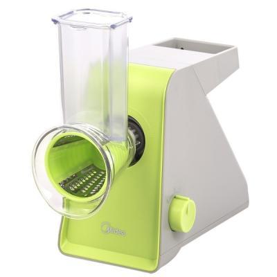 Ломтерезка Midea MVC-2741 300Вт зеленый/серый ломтерезка