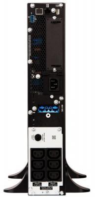 цена Источник бесперебойного питания APC Smart-UPS SRT 1500VA 230V 1500VA Черный (SRT1500XLI)