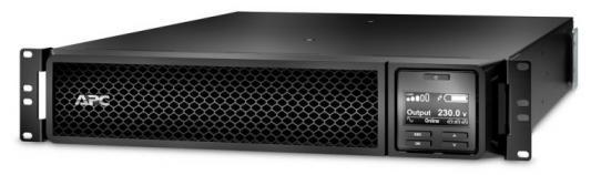 Источник бесперебойного питания APC Smart-UPS SRT 1500VA RM 230V 1500VA Черный (SRT1500RMXLI) источник бесперебойного питания apc smart ups rt 5000va 230v