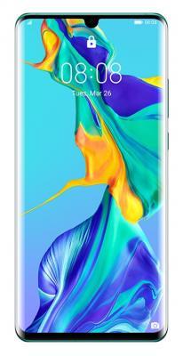 Смартфон Huawei P30 Pro 256Gb 8Gb аврора моноблок 3G 4G 2Sim 6.47 1080x2340 Android 9 40Mpix 802.11 a/b/g/n/ac NFC GPS GSM900/1800 GSM1900 Ptotect MP3 A-GPS NM max256Gb смартфон huawei y5 2019 черный 3g 4g 5 71 and9 802 11abgn gps