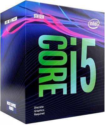 Процессор Intel Core i5-9500 1151v2 3GHz 9Mb Socet 1151v2 BOX