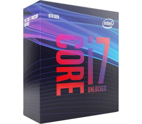 Процессор Intel Core i7-9700F 3.0GHz 12Mb Socket 1151 v2 BOX процессор intel core i7 8700 box