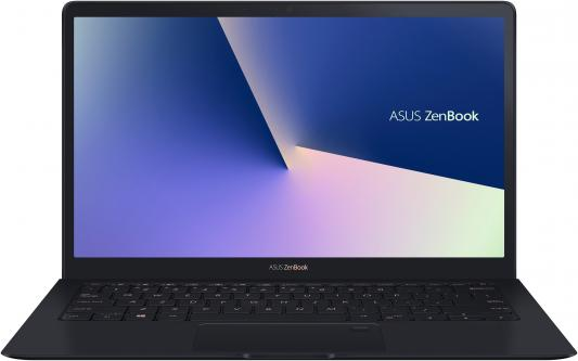 "Ультрабук Asus Zenbook UX391UA-EG020T Core i5 8250U/8Gb/SSD256Gb/Intel UHD Graphics 620/13.3""/FHD (1920x1080)/Windows 10/blue/WiFi/BT/Cam/Bag все цены"