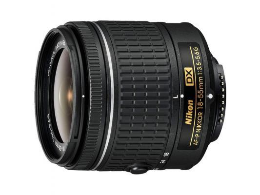 цена на Объектив Nikon AF-P VR (JAA826DA) 18-55мм f/3.5-5.6