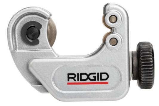 Труборез RIDGID 32975 мини для труб 3-16 мм цена