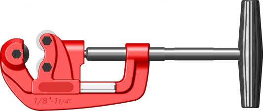 Ручной труборез ZENTEN 6042-1 для стальных труб до 1.1/4 (до 42мм) труборез zenten 7477 1