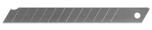 """Лезвия STAYER """"STANDARD"""" 09050-S10 сегментированные 9мм 10шт в боксе"""