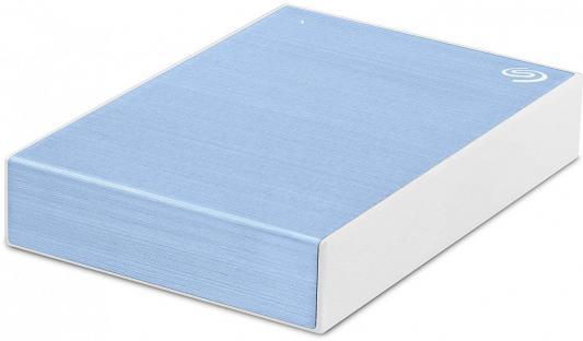 Накопитель на жестком магнитном диске Seagate Внешний жесткий диск Seagate STHP4000402 4000ГБ Seagate Backup Plus Slim Portable 2.5 USB 3.0 Blue seagate stea4000400
