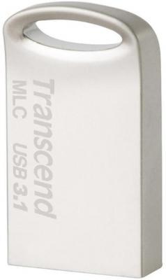 Картинка для Флешка 4Gb Transcend JetFlash 720 USB 3.1 серебристый TS4GJF720S