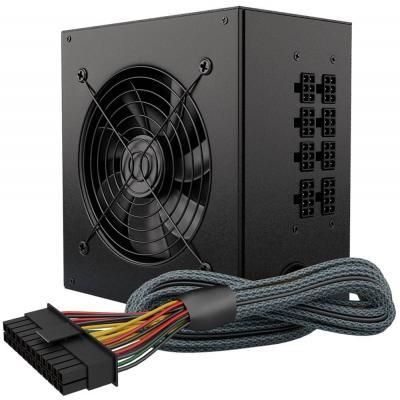 БП ATX 600 Вт HIPER HPB-600SM цена и фото