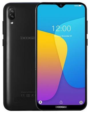 Смартфон Doogee X90 16 Гб черный