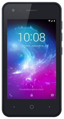 Смартфон ZTE Blade L130 8 Гб синий смартфон zte blade l3 gray