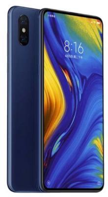 Смартфон Xiaomi Mi Mix 3 128 Гб синий сапфир (M1810E5A) смартфон xiaomi mi 8 lite 128 гб черный