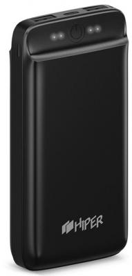Аккумулятор HIPER Внешний аккумулятор HIPER SL20000 BLACK