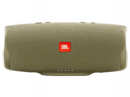 Динамик JBL Портативная акустическая система JBL Charge 4 песочный