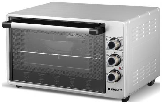 Мини печь Kraft KF-MO 3201 GR цена и фото