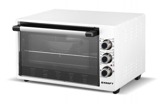 Мини-печь Kraft KF-MO 3201 W белый стоимость