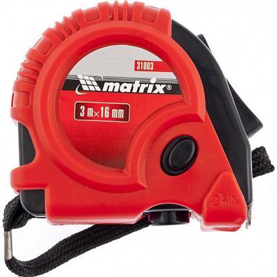 Рулетка Matrix 31003 3мx16мм eglo 31003