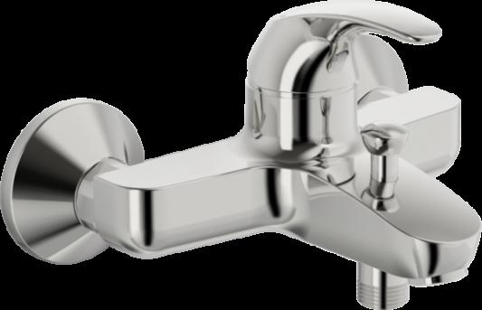 Смеситель ORAS 1440Y POLARA для ванны и душа смеситель для ванны и душа с душевым комплектом oras polara 1448y