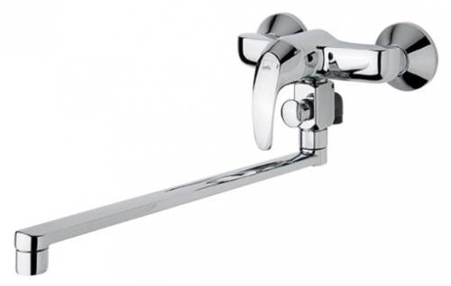 Смеситель ORAS 1446Y POLARA для ванны и душа смеситель для ванны и душа с душевым комплектом oras polara 1448y