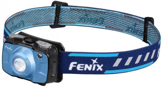 цена на Фонарь налобный FENIX HL30 2018 синий