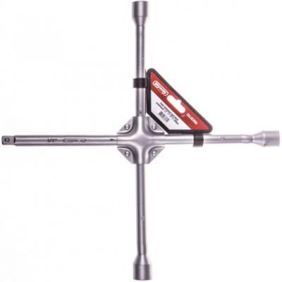 цена на Ключ SKYWAY S04303006 балонный крестовой 17х19х21х1/2 380мм усиленный