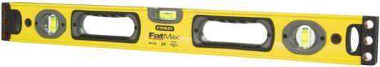 Уровень STANLEY FATMAX LEVEL 1-43-524 600мм 0.5мм/м 3 глазка цена