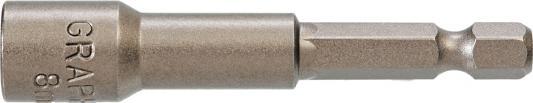 купить Головка GRAPHITE 57H992 магнитная 8х65мм 1/4 дешево