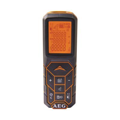 Дальномер AEG LMG50  лазерный 2xLR03(AAA) 0.05-50м ±1.5мм 0.1кг ЖК-дисплей