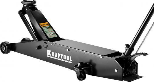 Домкрат KRAFTOOL 43455-5 High-Lift гидравлический подкатной, удлиненный, 5т, 150-560мм фото