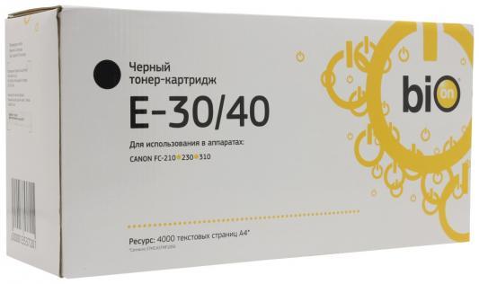 Bion E-30/40 Картридж для Canon FC-2xx/3xx/530/108/208; PC-7xx ; PC-8xx, 4000 стр. [Бион]
