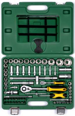 Набор инструментов АРСЕНАЛ AA-C1412L68 68предметов набор инструментов универсальный арсенал aa c1412p121